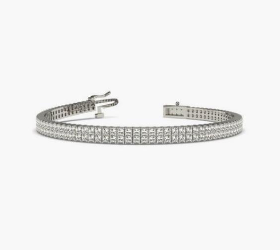 Multi Row Tennis Bracelets